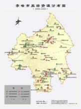 赤峰地理环境