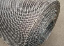 编织轧花网