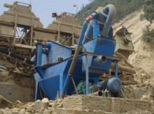 尾礦干排細砂回收機