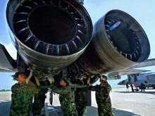 回复:凌空突击!空军飞豹战机女飞行员发射火箭弹