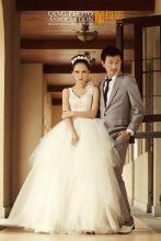 青摄影会馆婚纱摄影《摩哥纳公主》