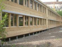 地螺�z�榛��A的木屋建筑