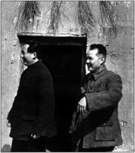 毛泽东和叶剑英