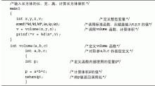 C语言程序