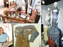 西安工程大学纺织服装博物馆展品