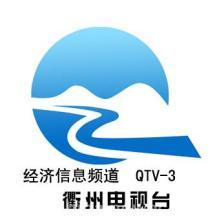 衢州电视台矢量图