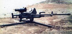 QJZ89式12.7毫米重机枪