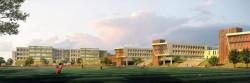 滨海高新区第一学校(效果图)