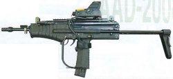 MSMC冲锋枪