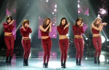 韩国女子天团热舞