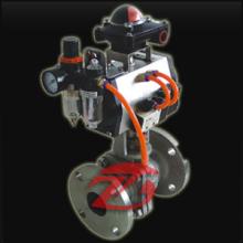 2主营产品编辑 气动执行器,气动球阀,气动蝶阀,蜗轮箱(蜗轮头) 3产品图片