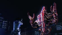 巨大异形兽 撒旦比佐 (サタンビゾー)