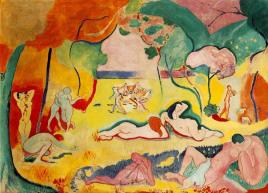 现代主义美术体系的理论基础图片