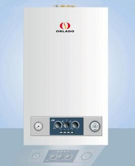 全预混的控制系统: 奥兰多燃气壁挂炉采用比例燃气调节阀能够调整图片