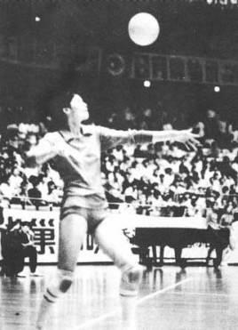 排球飘球技术