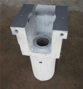 1简介编辑 料壶也叫鹅颈料壶,是用于热式压铸机的一个重要配件.图片