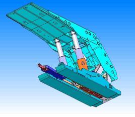3主要用途编辑 液压支架是一种利用液体压力产生支撑力并实现自动移图片