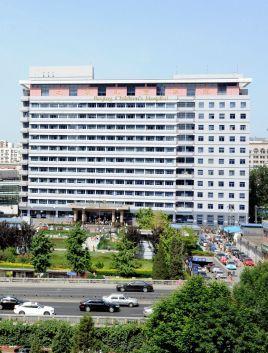 首都医科大学附属北京儿童医院图片