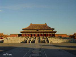 古代建筑杰作紫禁城占地72万多平方米图片