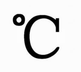 摄氏温度的规定 把在标准大气压下冰水混合物的温度图片
