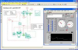 amesim处于不断的快速发展中,现有的应用库有:机械库,信号控制库,液压图片