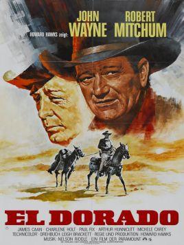 电影《埃尔多拉多》海报