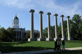 密苏里哥伦比亚大学 高清图片