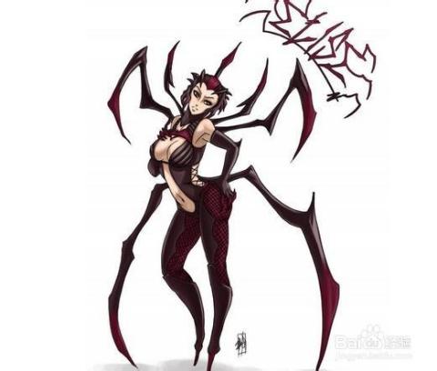 lol蜘蛛女皇h同人漫画