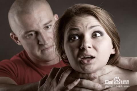 老公掐我脖子怎么办