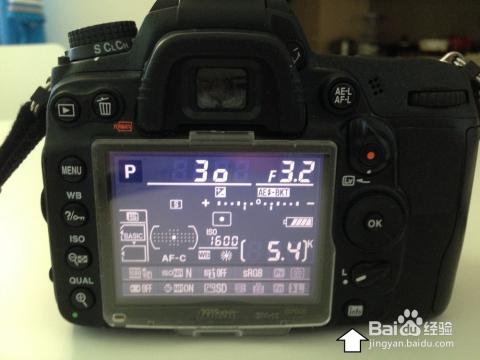 尼康d7000设置技巧_尼康d7000单反相机顶部按钮详解