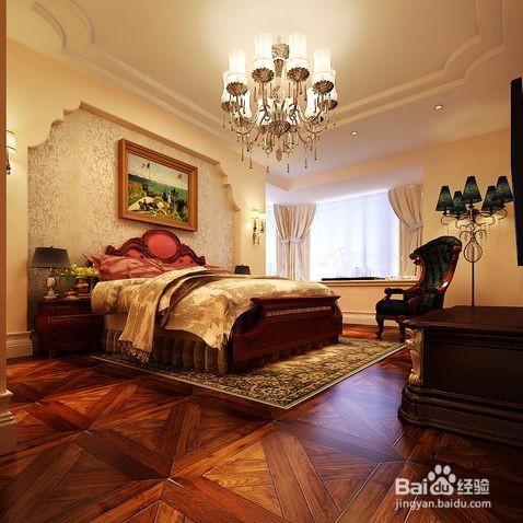 现代美式风格的别墅装修有什么特点?图片