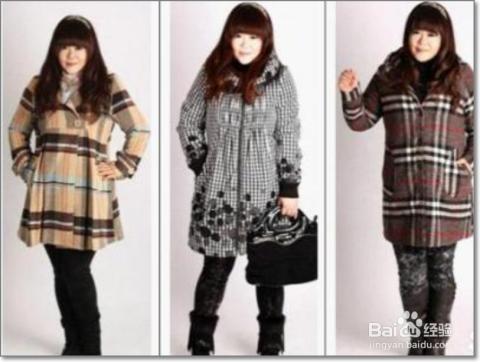 冬装时尚搭配,胖子穿衣搭配,冬季胖人穿衣搭配图片_主妇服饰_主妇