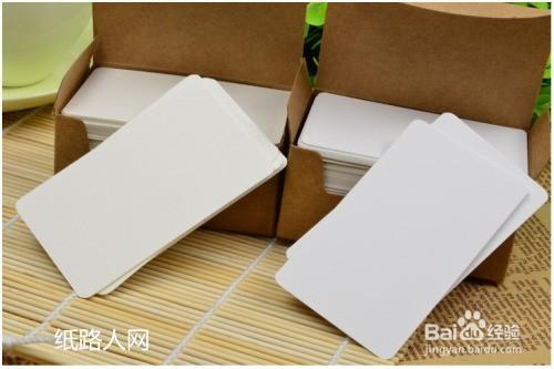 白卡纸和哑粉纸哪种好