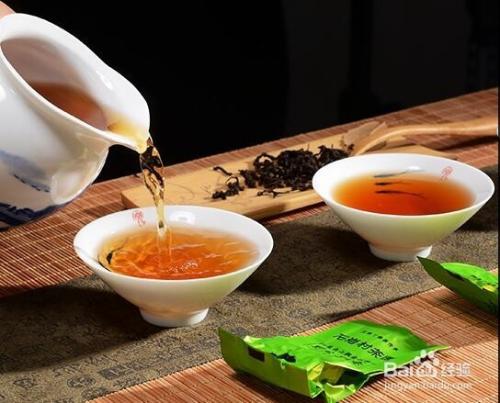 养胃护胃就喝石岩村丁香茶紫丁香话语图片