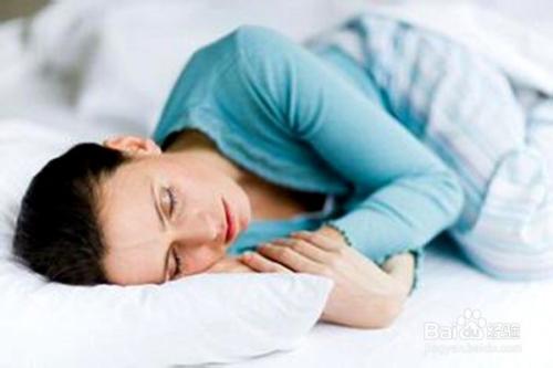 侧卧睡觉手麻