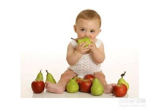 孩子吃水果的注意事项图片