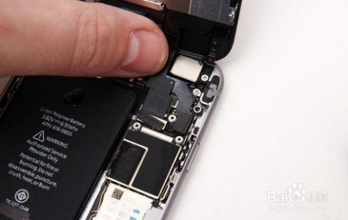 怎么自己更换iPhone6的电池