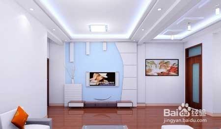 电视背景墙的尺寸选择