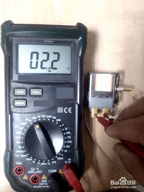 冰箱温控开关_怎样测量冰箱温控器开关好坏?