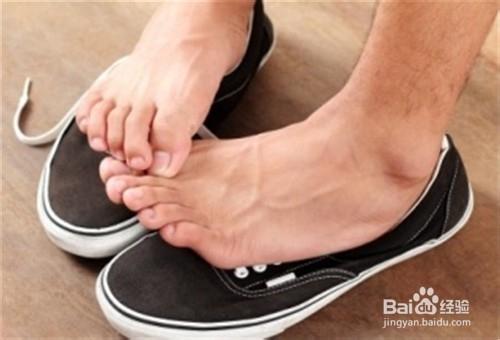 除脚臭最快的好方法
