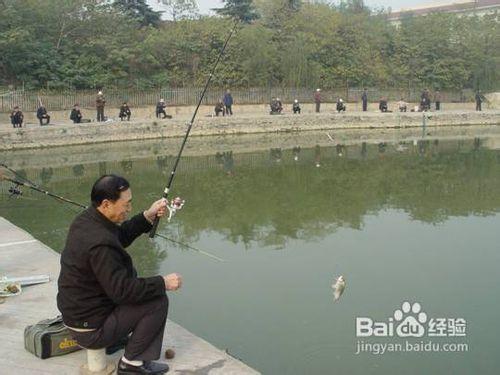 早春3月钓鱼技巧