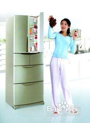 冰箱合理使用节电窍门