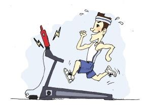 跑步v效果多久有效果?跑步机速度应该?花享瘦减肥产品咋样图片