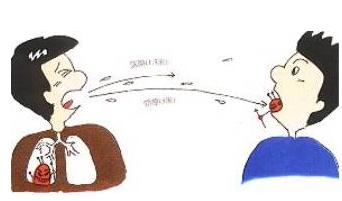 肺结核会不会传�_肺结核的传播途径
