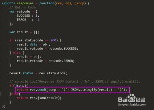 angularjs跨域请求nodejs的jsonp接