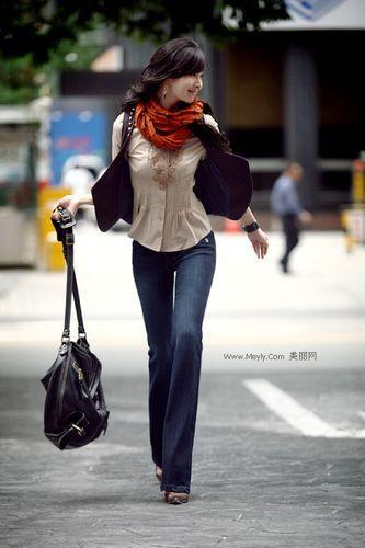 矮个女生冬天怎样搭配衣服