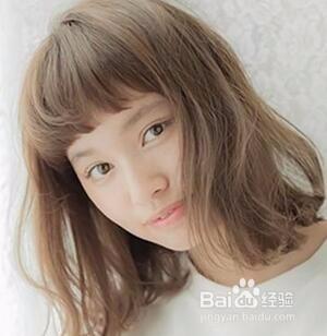 2016流行发型中长卷发