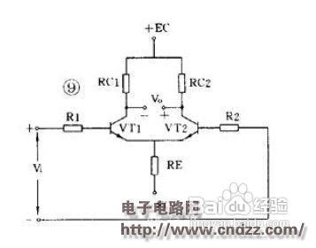 怎样看懂直流放大器电路图片