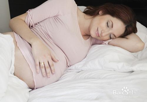 怀孕喜欢搂着东西