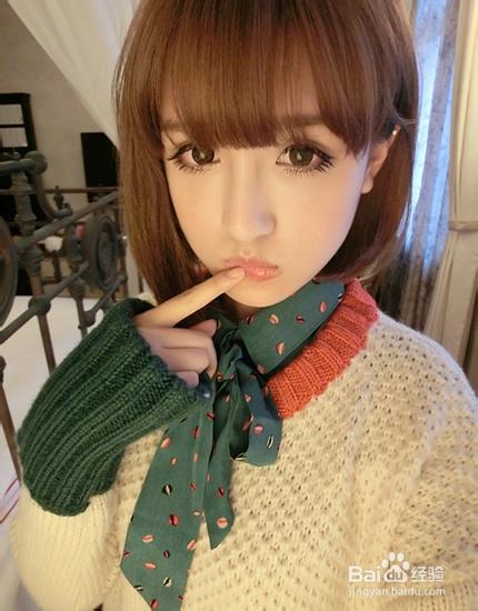 10种韩国人气拍照姿势任你选